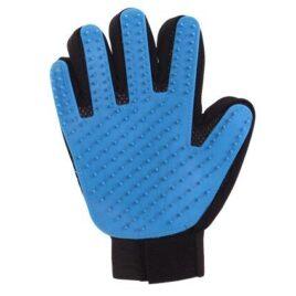 Vyčesávací masážní rukavice