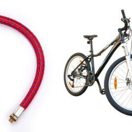 Noell – Cyklistický šlahounek s šroubovací redukcí pro autoventil