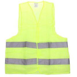 Reflexní vesta žlutá