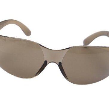 Plastové sluneční brýle č.1 – hnědé