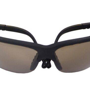 Plastové sluneční brýle č.3 – hnědé
