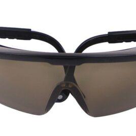 Plastové sluneční brýle č.2 – hnědé